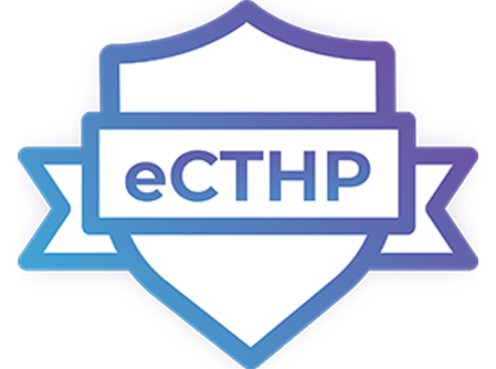 eCTHP certification logo