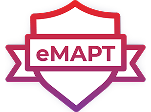 eMAPT certification logo