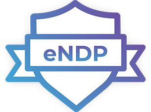 eNDP certification logo